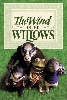 The Wind in the Willows 1983 Poster