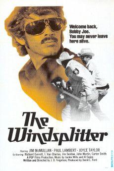 The Windsplitter 1971 Poster