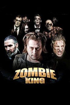 The Zombie King 2013 Poster