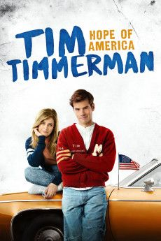Tim Timmerman: Hope of America 2017 Poster