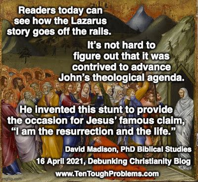 Bible Blunders & Bad Theology, Part 11