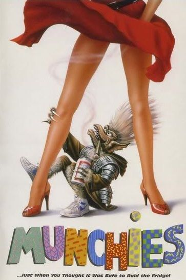 Munchies(1987) Truefrench HDRIP 720P X264 BLURAY Ac3(VHS) Repack djsafe Subtitled Uncle Jack
