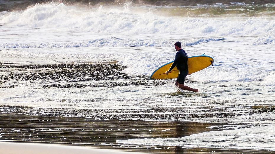 Surfing is a lifelong sport for millions across the globe.