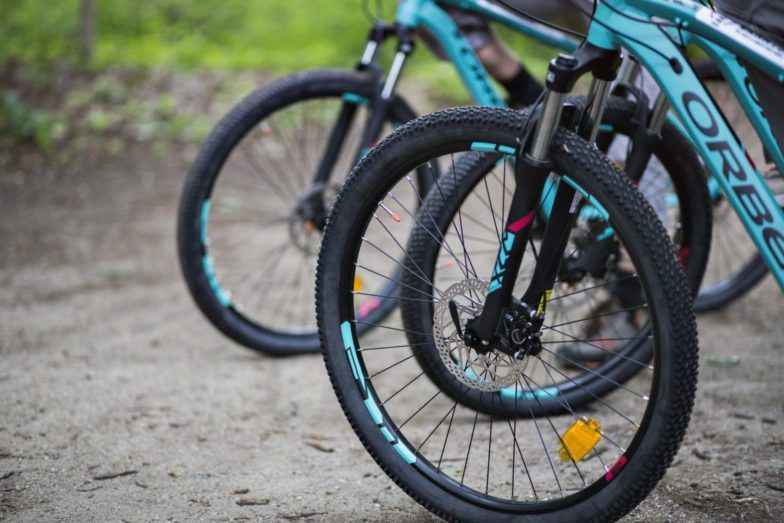 Peekskill mountain biking
