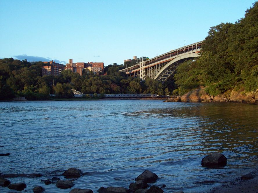 Hiking in Inwood Hill Park