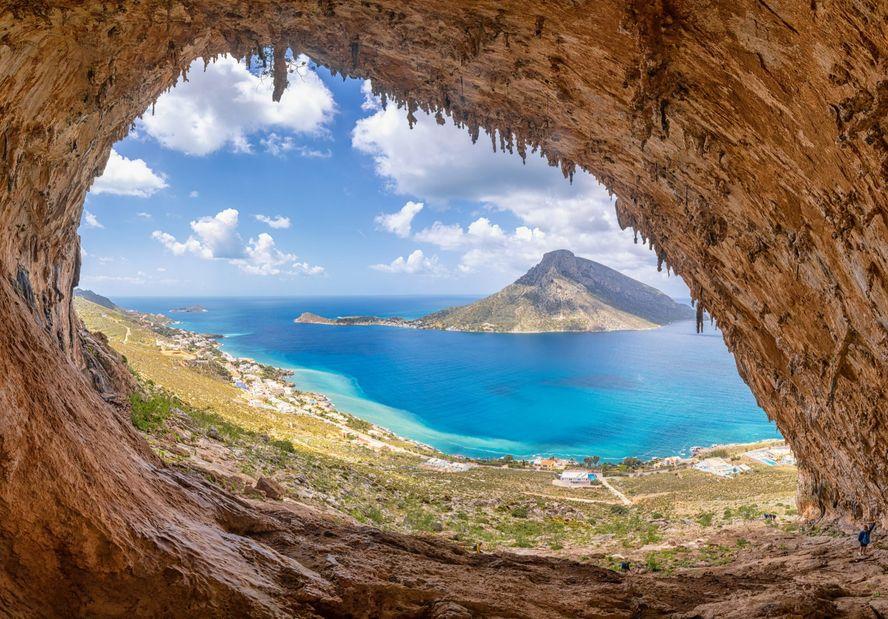 Grande Grotta Kalymnos