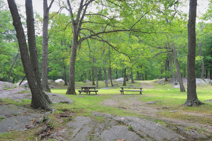 Bear Mountain picnic area