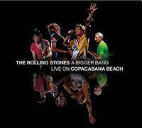 Rolling Stones - A BIGGER BANG LIVE ON COPACABANA BEACH (2 CD + DVD)