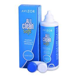 Υγρό Avizor All Clean Soft 350 ml