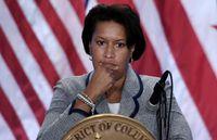 Black Lives Matter-backing DC mayor to hire 170 more police officers after violent crime surge