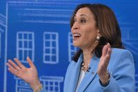 VP Kamala Harris unveils 5-pillar strategy to combat the border crisis. It says virtually nothing about the border.