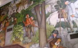 Judge overturns San Francisco school officials' decision to cover George Washington mural that 'glorifies ... white supremacy' and 'traumatizes students'