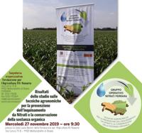Prevenzione inquinamento da nitrati: presentazione dei risultati