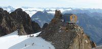 Huttenwaard voor berghut Refuge de l'Aigle gezocht