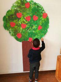 A Arvore Generosa pelos alunos da EPE de Fundo de Vila