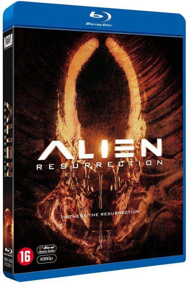 Alien, la Resurrection (1997) VFF 1080p 10bit HDLight BluRay x265 AC3 5 1-MM91