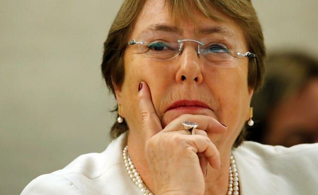 Rape Is 'Monstrous', But Death Penalty Not The Answer: UN Rights Chief