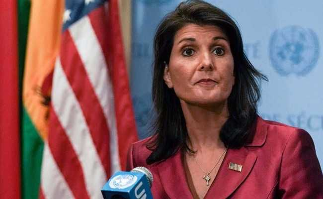 China 'Absolute Number One' National Security Threat To US: Nikki Haley