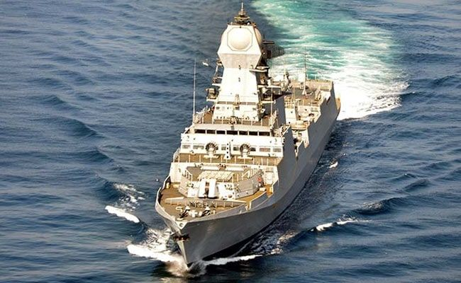 Netherlands Says Russian Jets Buzzed Warship In Black Sea