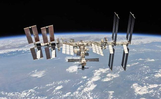 International Space Station Relocates To Avoid Collision With Debris