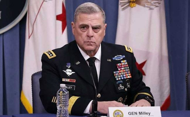 US Proceeding With Troops Cuts In Afghanistan By January: Top General