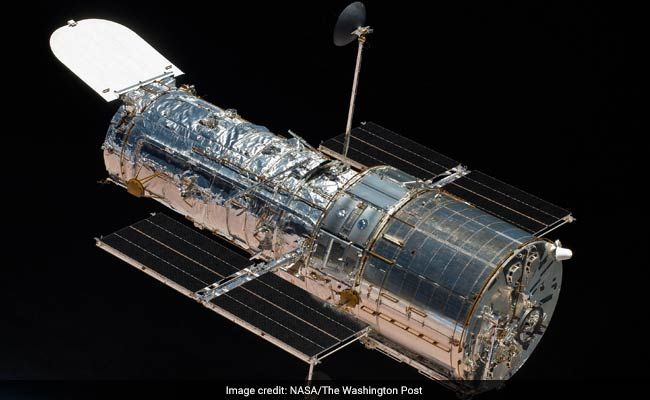 NASA Says Hubble Space Telescope Down For Past Few Days