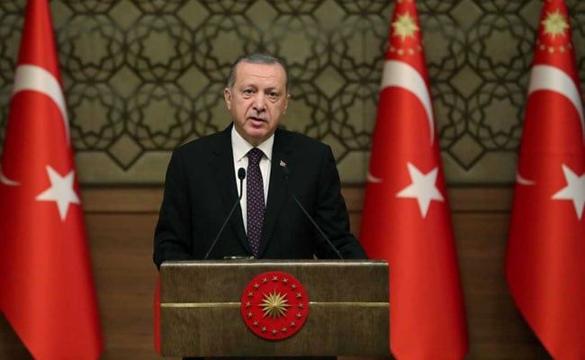 US Risks 'Losing A Friend', Turkey's Erdogan Warns Before Meeting Biden
