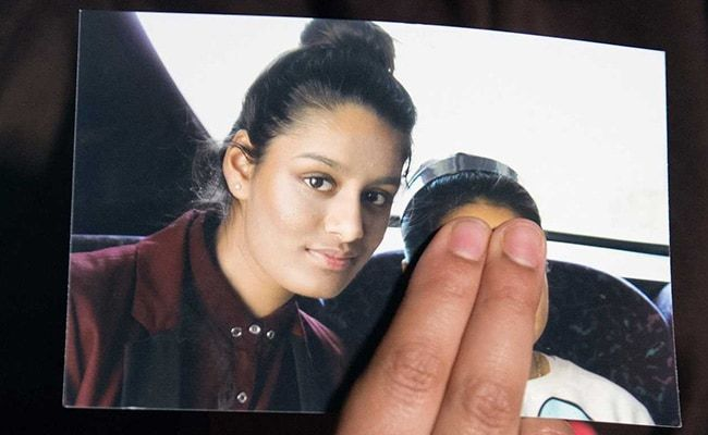 UK Supreme Court Rejects ISIS Bride's Legal Bid To Return
