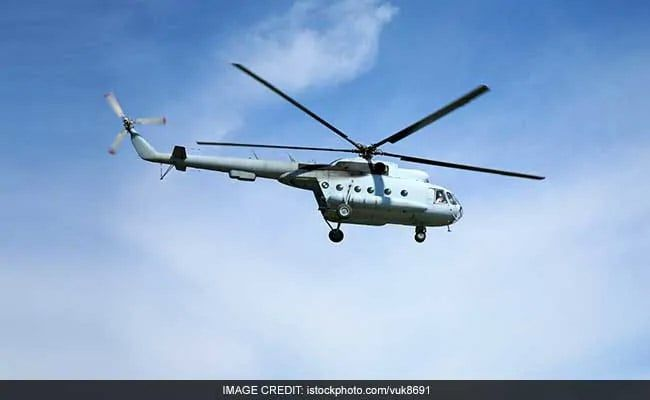 Russian Military Helicopter Crash Kills 3: Report