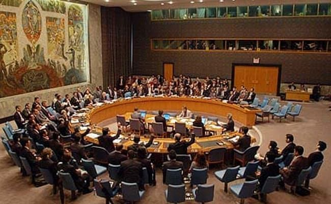 UN Security Council Discussing Condemnation Of Taliban