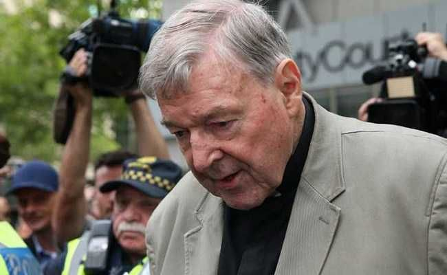 Australian Media Fined For Reporting On Cardinal George Pell Conviction