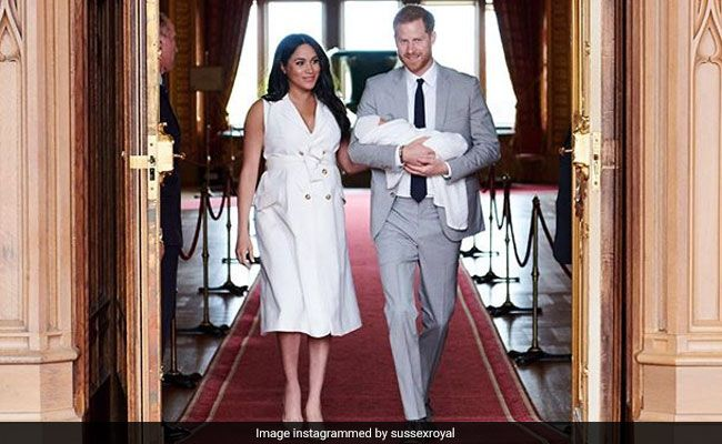 UK PM Congratulates Harry, Meghan On Daughter's Birth