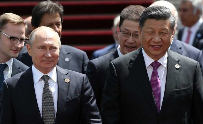 Russia, China Agree To Jointly Combat Afghanistan 'Threats'