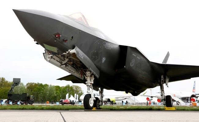 US Plans Sales Of Top-Of-Line F-35 Fighter Jets To UAE: Lawmaker