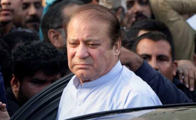 Case Against Nawaz Sharif For 'Conspiracy To Defame Pak Institutions': Report