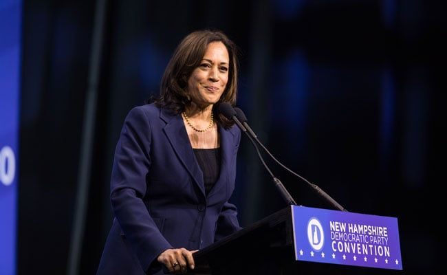 Church Source Of Strength And Place For Reflection For Me: Kamala Harris