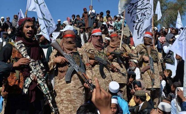 European Union Threatens Taliban With 'Isolation' If Seizes Power