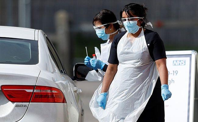 UK Surpasses 1 Million Coronavirus Cases