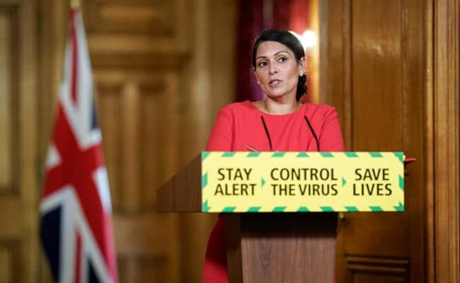 Trump's Comments 'Directly Led To Violence': UK Minister Priti Patel