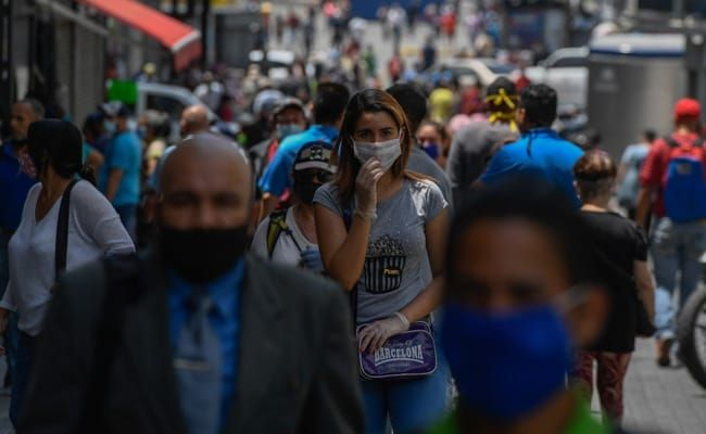 Face Masks Do Not Cause Overexposure To Carbon Dioxide, Study Says