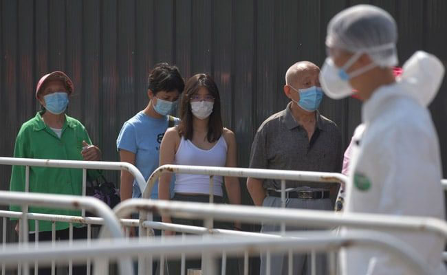 China To Test Entire City In 'Five Days' After Six Coronavirus Cases
