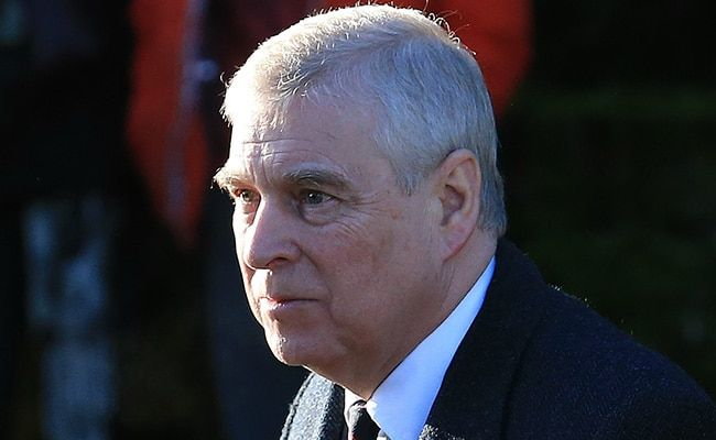 UK Police To Review Sex Abuse Allegations Against Prince Andrew