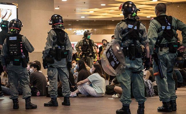 US Calls China's Hong Kong Move 'Direct Attack' On Autonomy