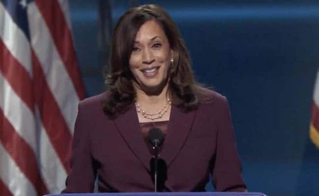 'Their Passion Led Me To Where I Am Today': Kamala Harris On Grandparents