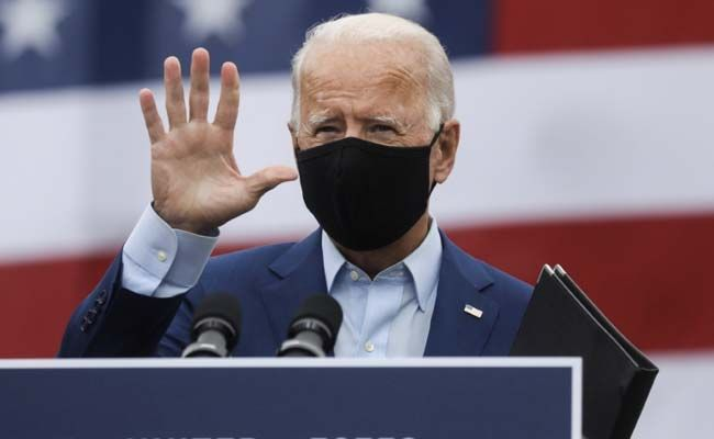 'If Trump Still Has Covid, We Shouldn't Have A Second Debate': Joe Biden
