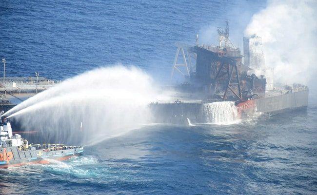 Environmentalists Sue Sri Lanka Government, Operator Over Ship Wreck