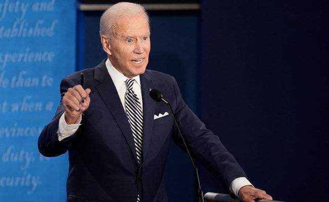 Joe Biden Slams Donald Trump Over Reassuring Remarks On Covid-19
