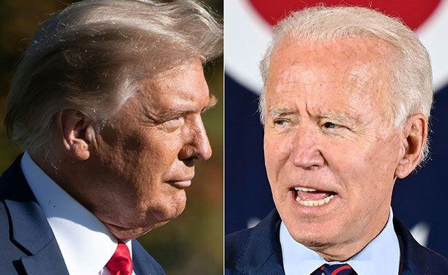 Combative Trump Says Pandemic Over, Joe Biden Says He Did 'Nothing'