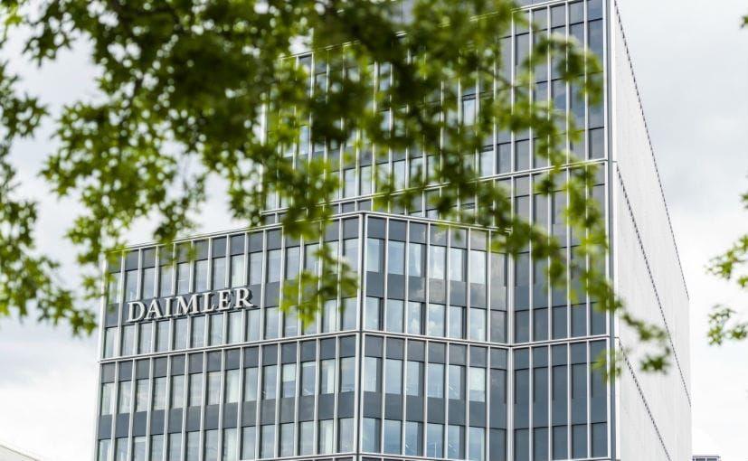 German Ministry Investigated 'For Sharing Daimler Secrets'