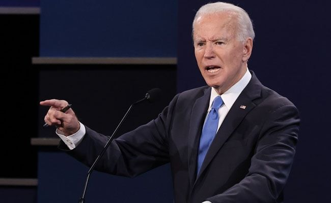 Joe Biden Vows To Pass LGBTQ Rights Act 'In First 100 Days'
